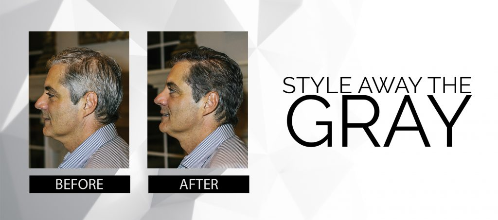 Basically You Get To Style When Want And Not Don T It Is An Ease Of Use That No Other Product Out There Offers Styling Away Gray On Your Own