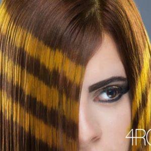 Colored Hair Gel vs. Hair Mascara